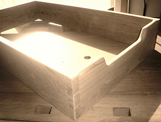 Making a Pull-Out Shelf Tray