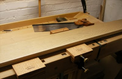 A Dedicated Sharpening Bench – part 2