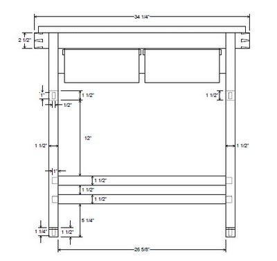 sharpening bench plan