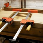 surface glue up