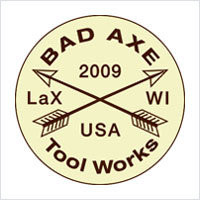 News from Bad Axe Tool Works