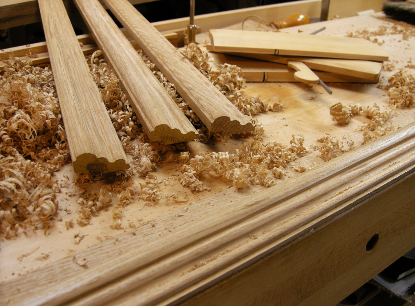 Mouldings and Miters