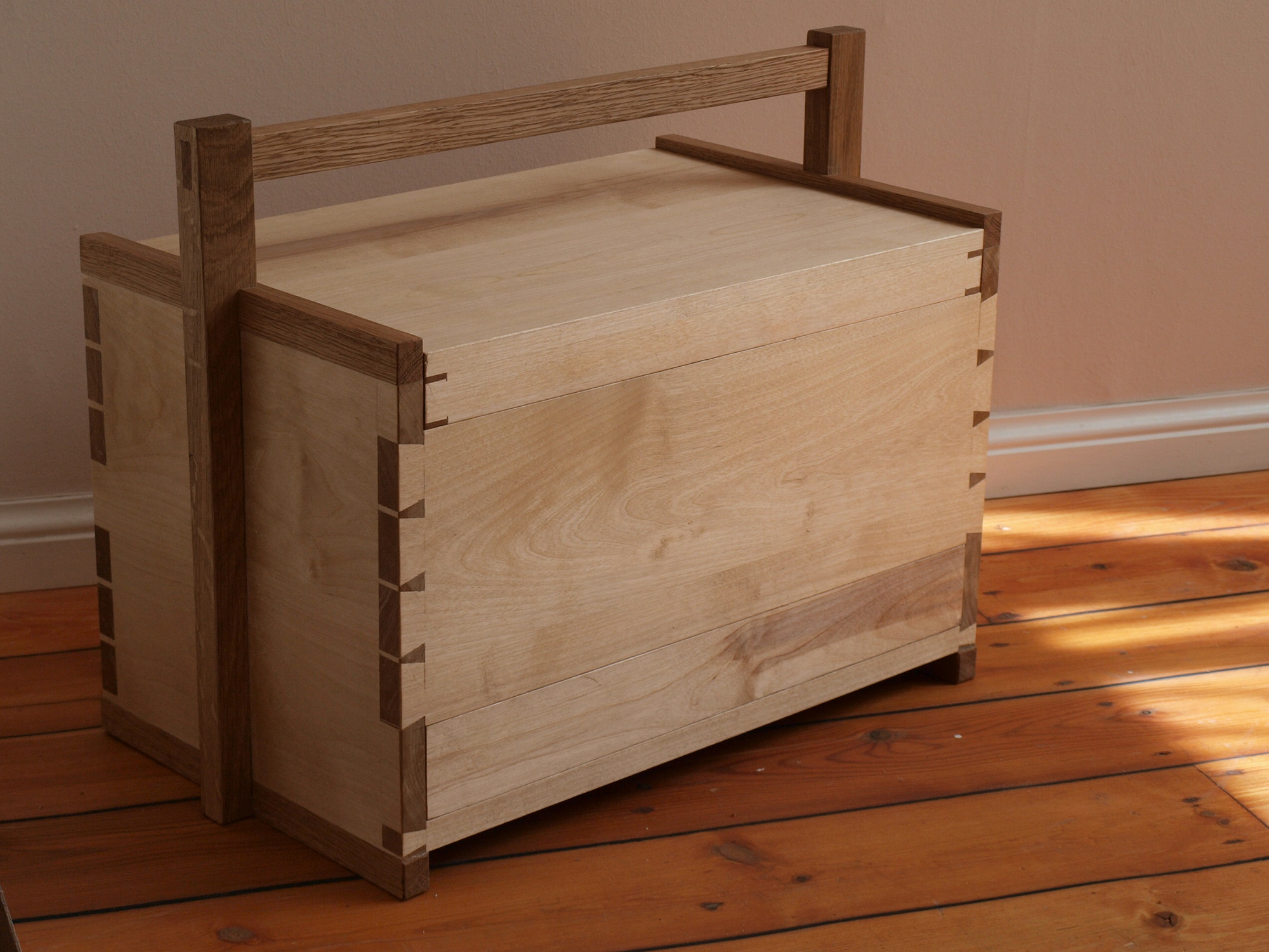 a toolchest from estonia - the unplugged woodshop toronto