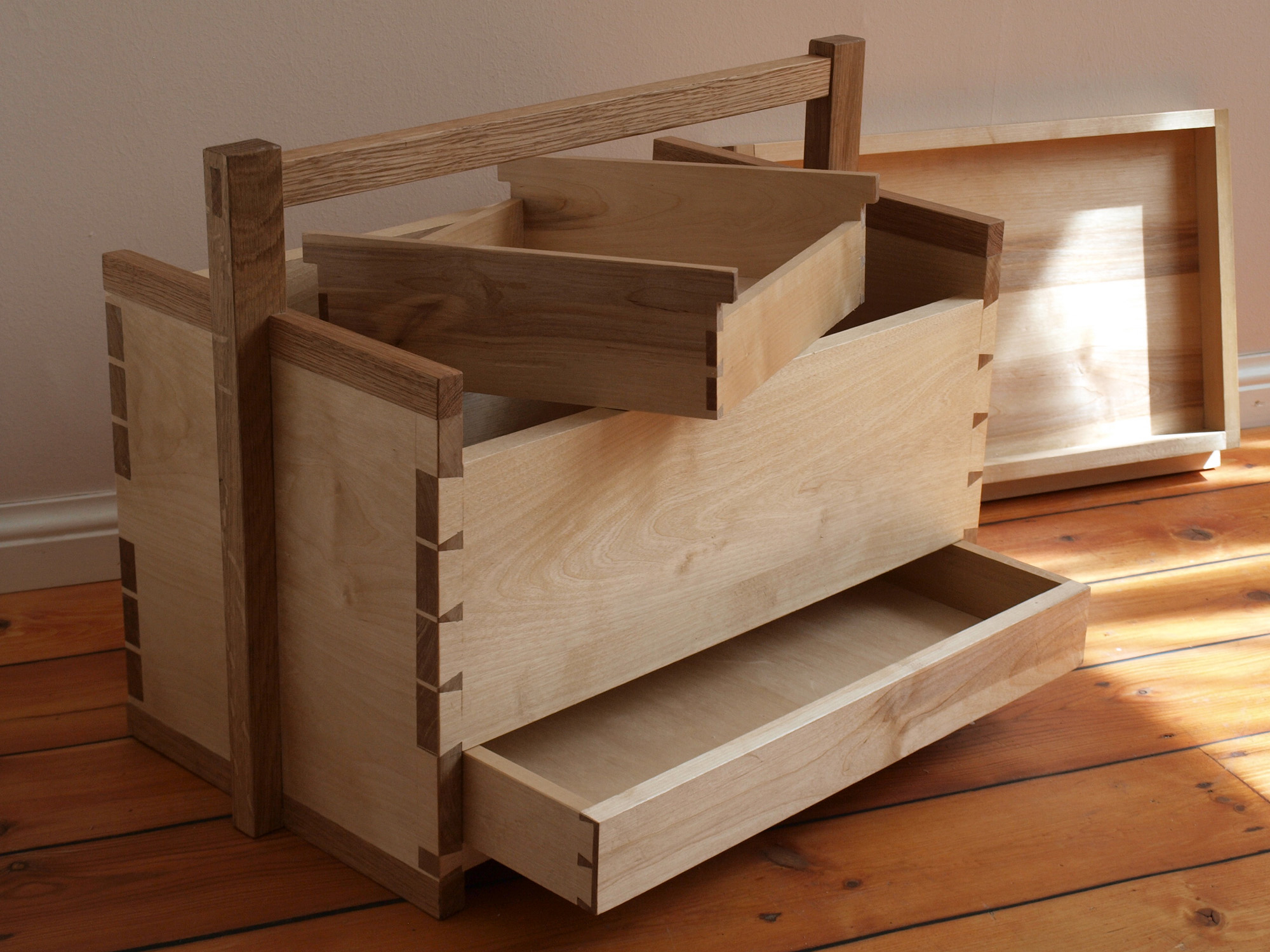working wood: a toolchest from estonia