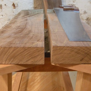 Crosscut saw to Rip wood?