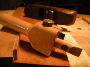Veritas Wooden Beading Tool and James Krenov Smoothing Plane