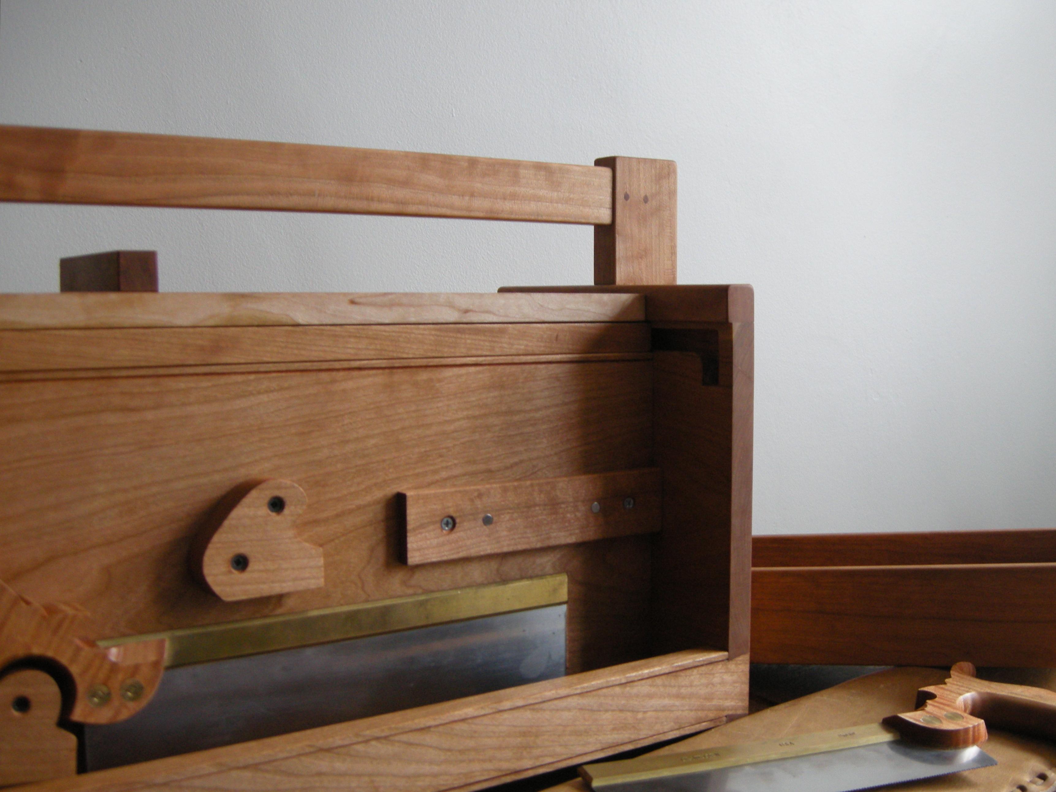 A Cabinetmaker's Toolchest part thirteen