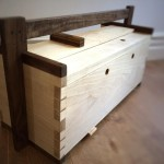 A Cabinetmaker's Toolchest by Daniel McKenzie
