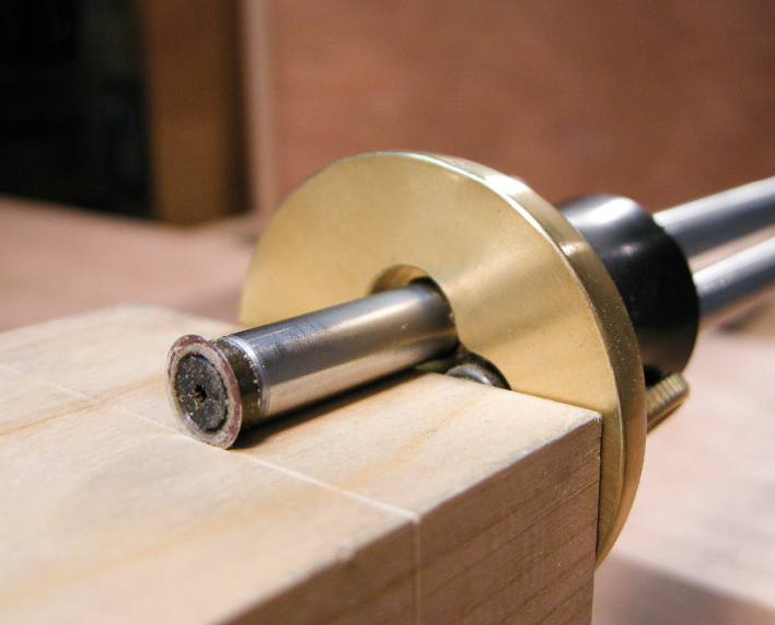 The Secret of Precision Joinery