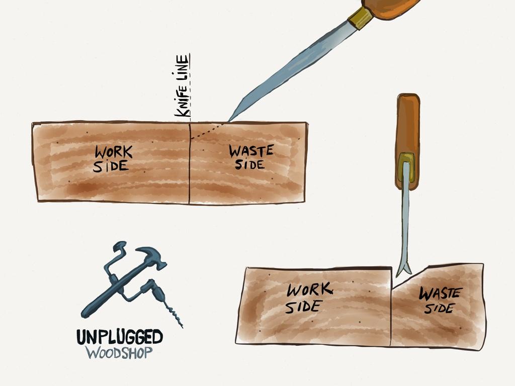 knife wall