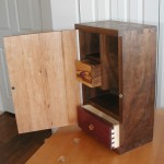 tea cabinet- readers project