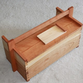 A Cabinetmaker's Toolchest in Ontario