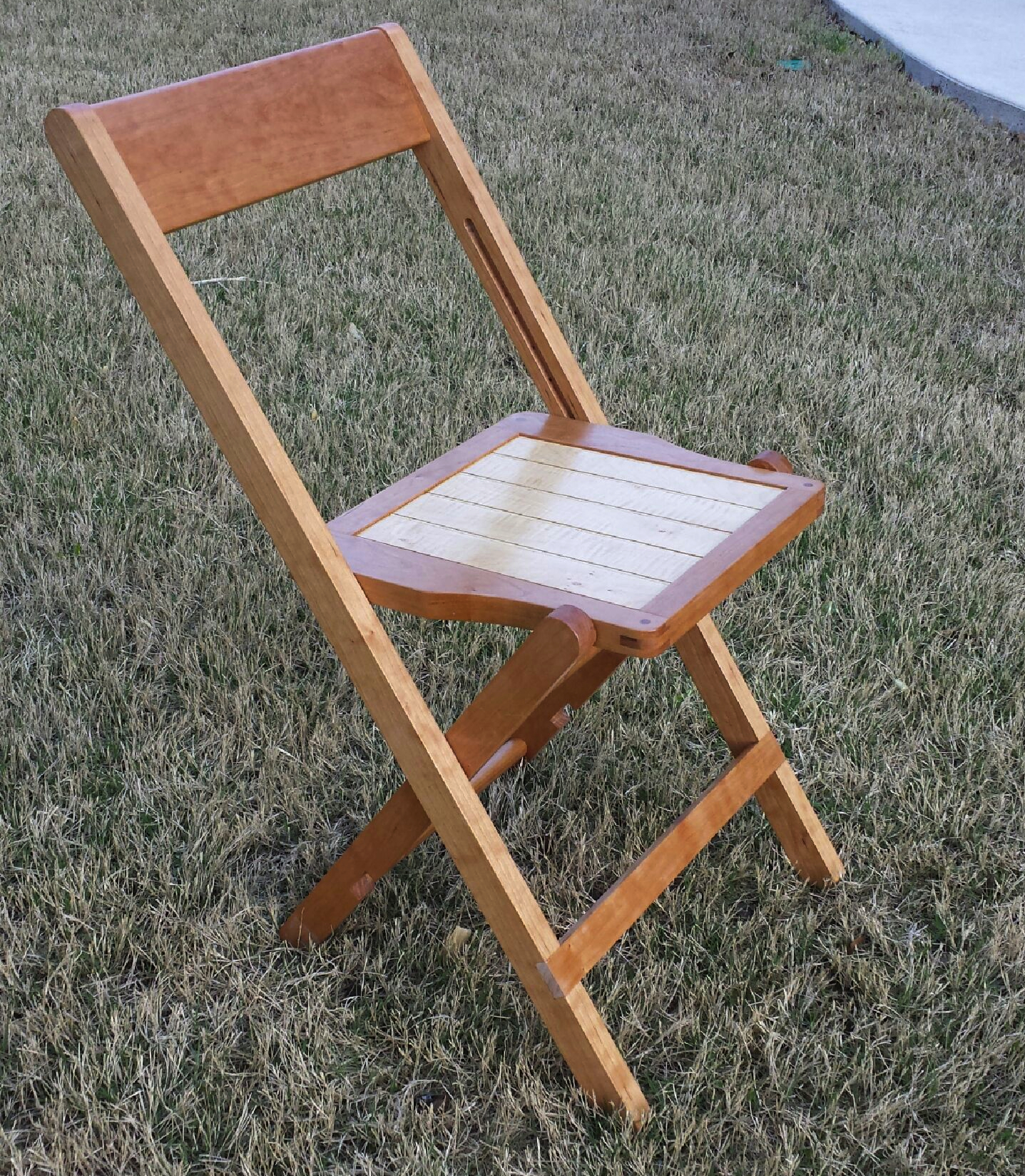 A Funeral Chair in Atlanta