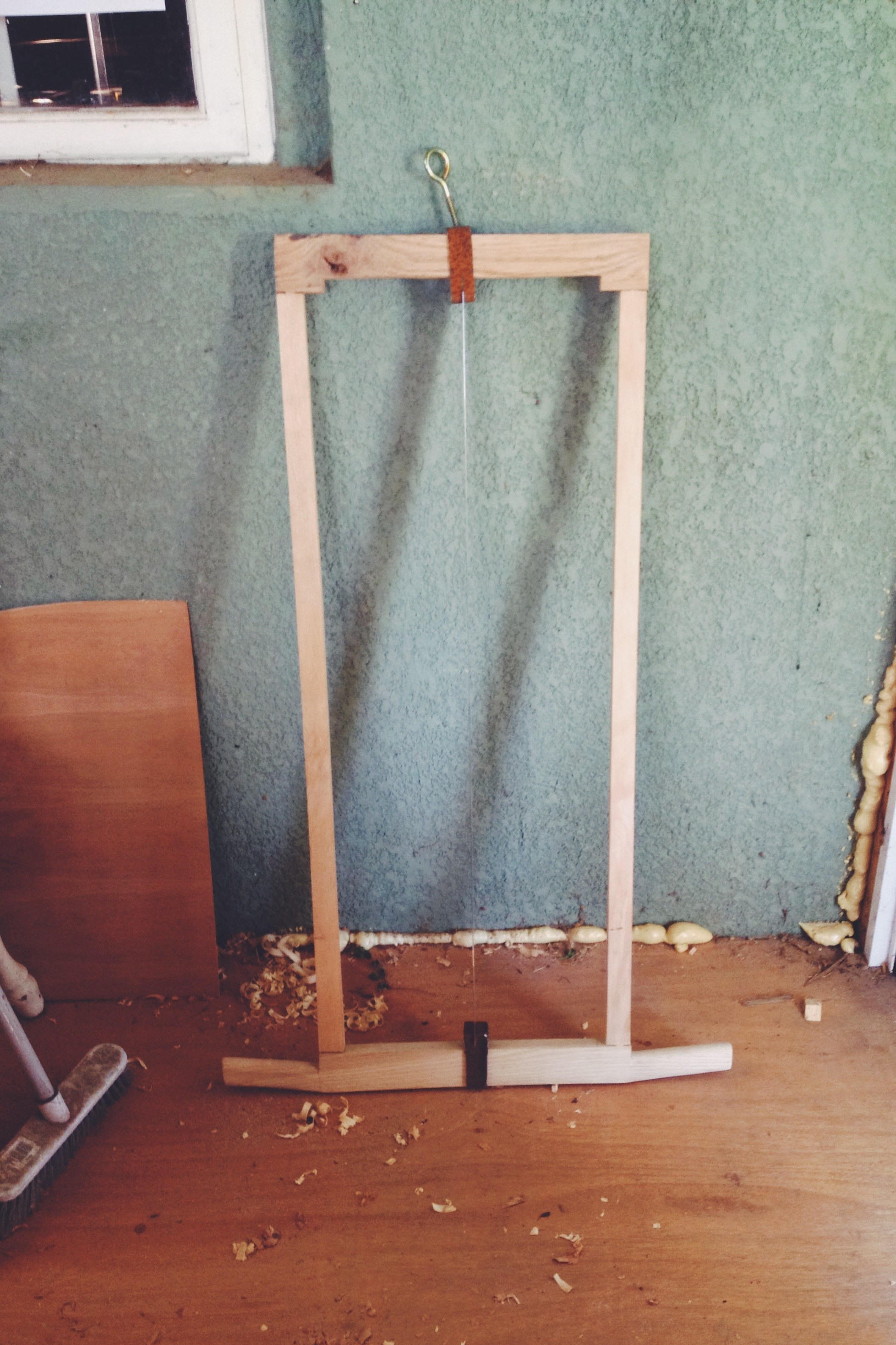 A Frame Saw in South Africa