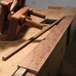 kerfing plane, the unplugged woodshop, tom fidgen