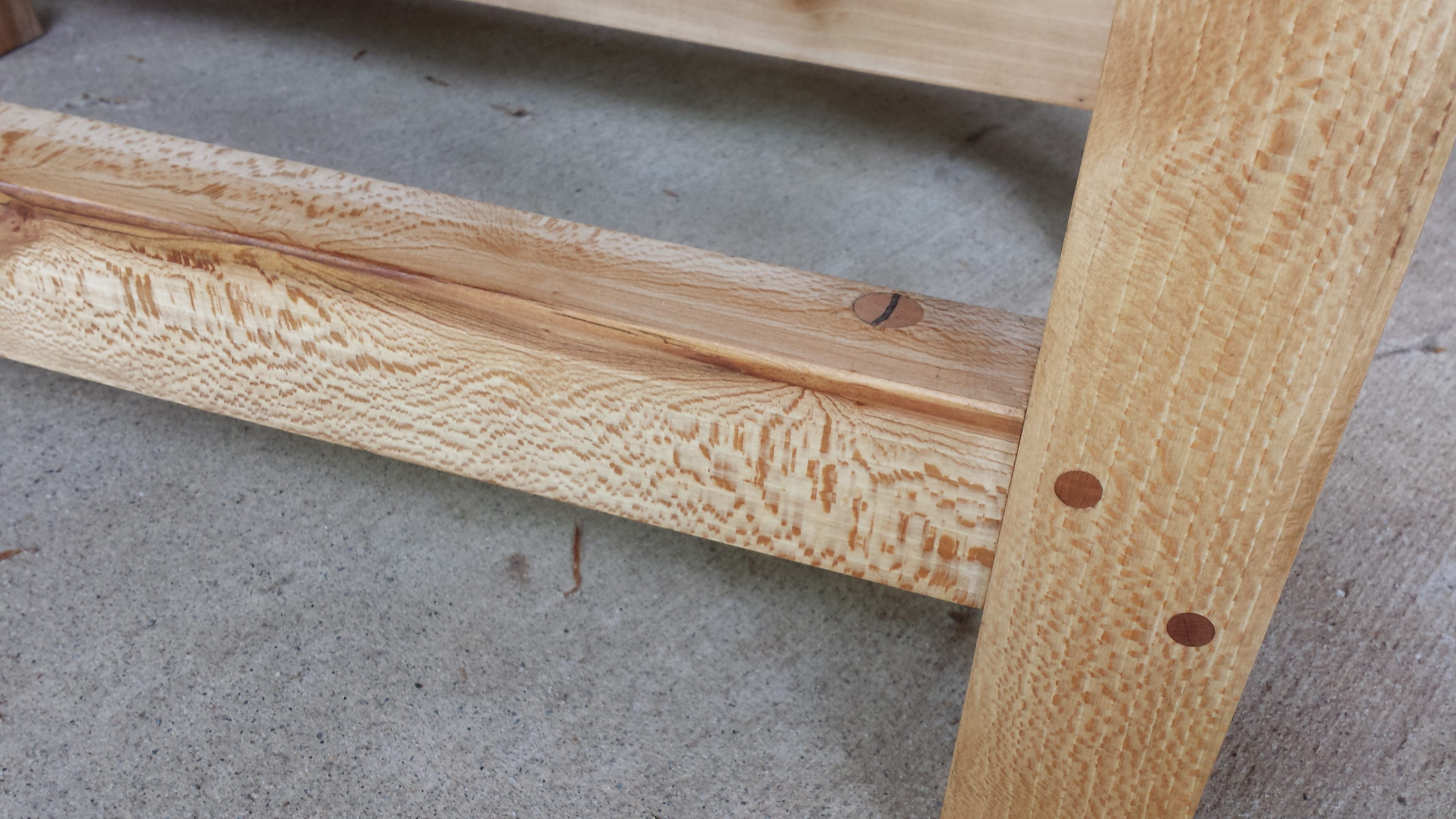 A Saw Bench In Atlanta The Unplugged Woodshop Toronto