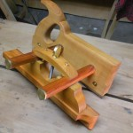 Bridle Kerfing Plane