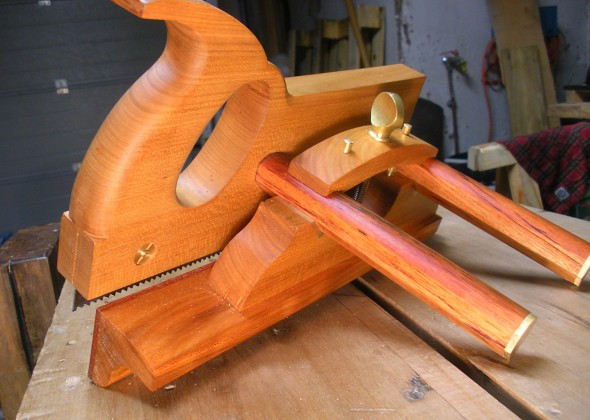 bridle kerfing plane 3