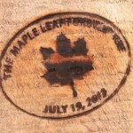 Maple Leaf Forever Logo