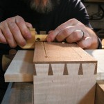the unplugged woodshop, tom fidgen, the gentleman's valet, beading tool, woodworking, hand tools