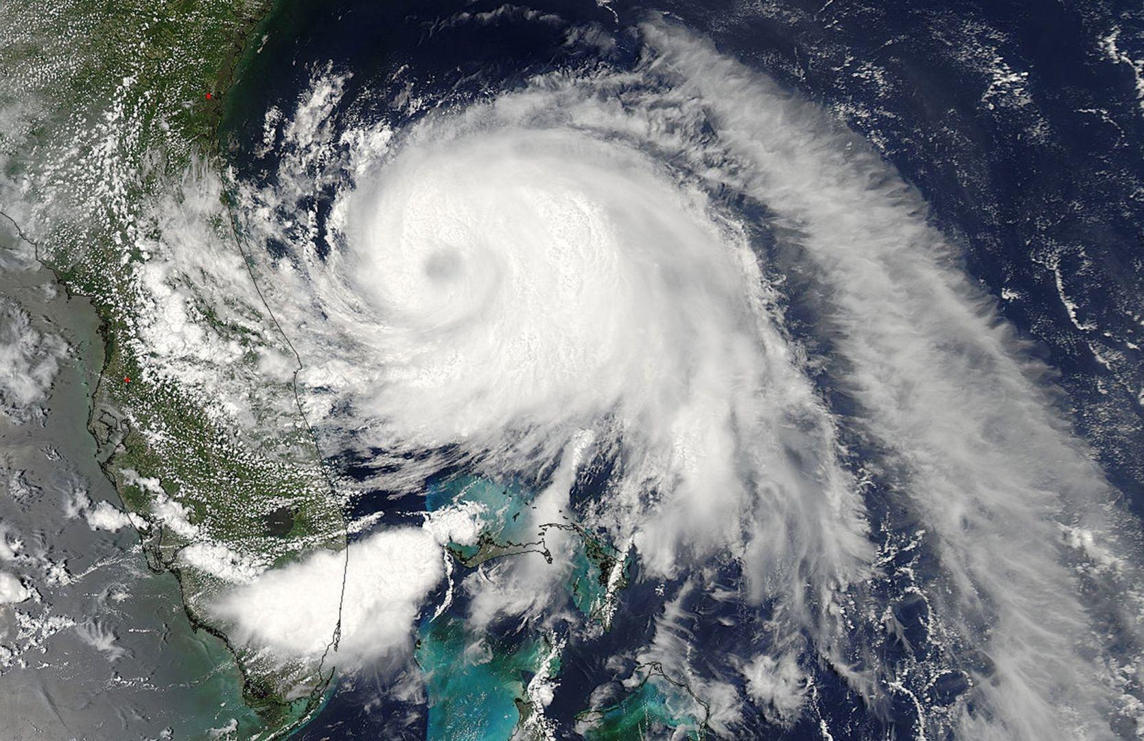 Navigating Hurricanes