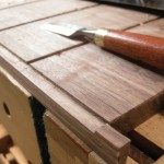 card catalog, card catalogue, the unplugged woodshop, hand tools, tom fidgen, made by hand, stopped rabbets, woodworking joints, woodworking, woodworking tips,