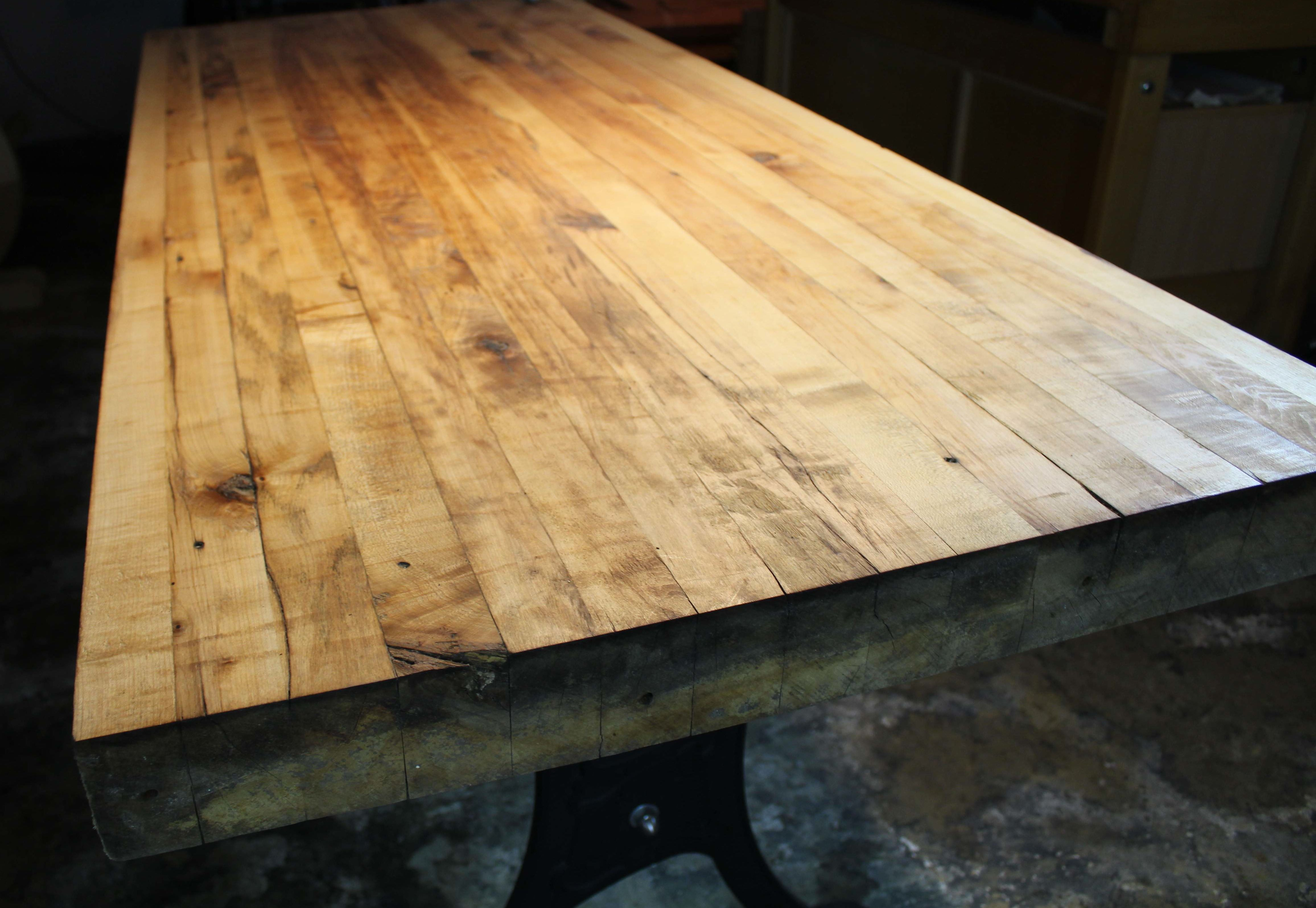 Episode 05 ~ Finishing the Table Top