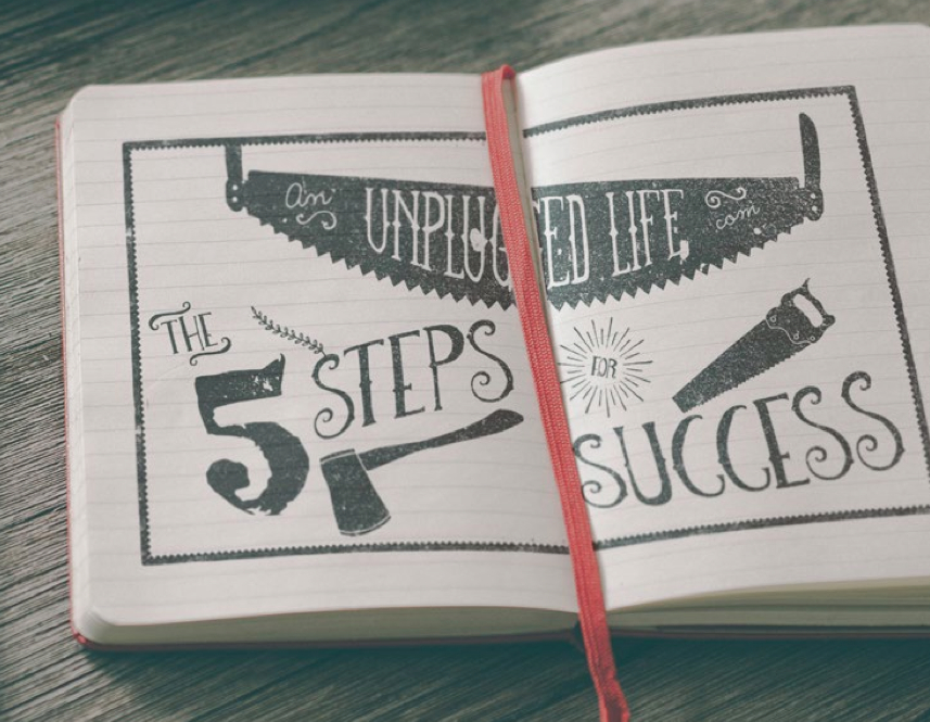 The 5 Steps for Success