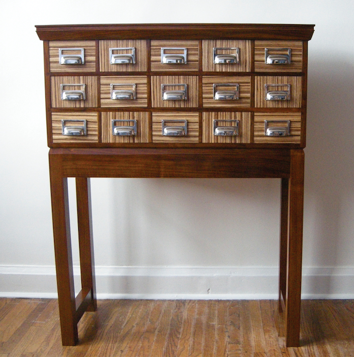 A Card Catalogue – Part Twenty