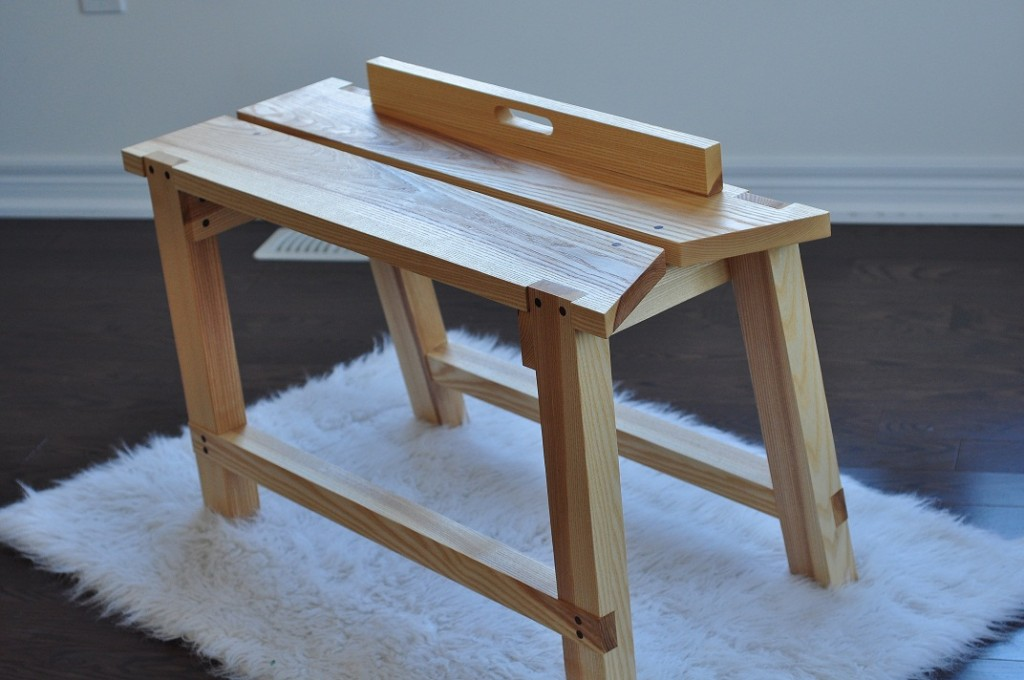 Another Cape Bretoners' Saw Bench - THE UNPLUGGED WOODSHOP TORONTO