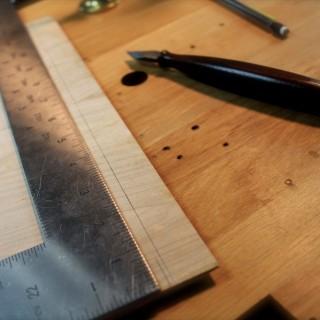 Episode 69 ~ Designing the Drawer Box Back