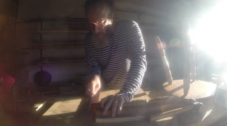 Episode 108 ~ Finishing the Chair Repair