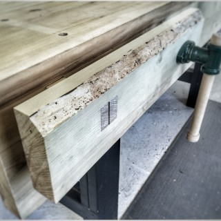 Installing a Nicholson Style Bench Vice