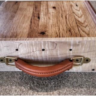 A Pochade Box in Indiana