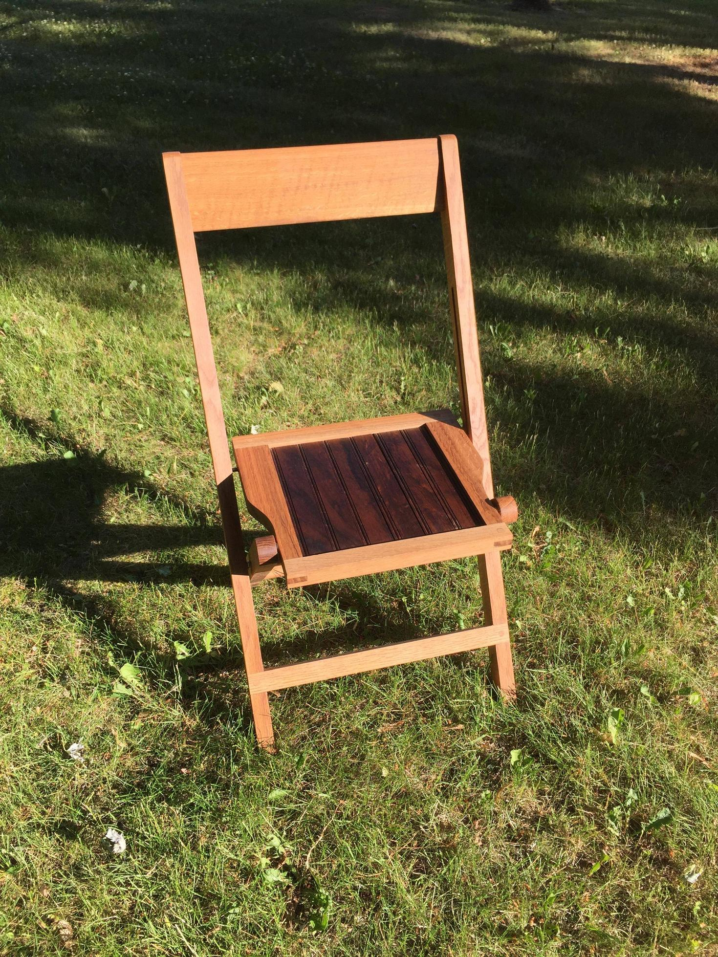 A Funeral Chair In Ontario Woodentry