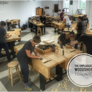October Woodworking Classes