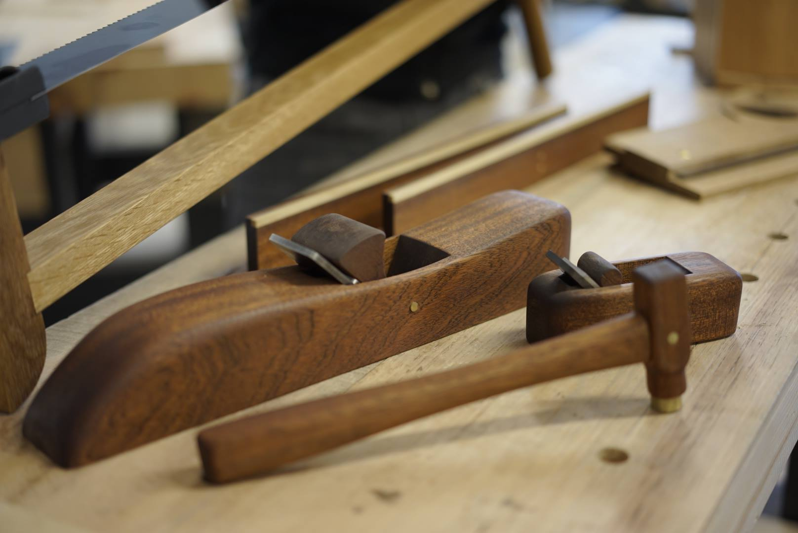 Make A Wooden Hand Plane The Unplugged Woodshop Toronto