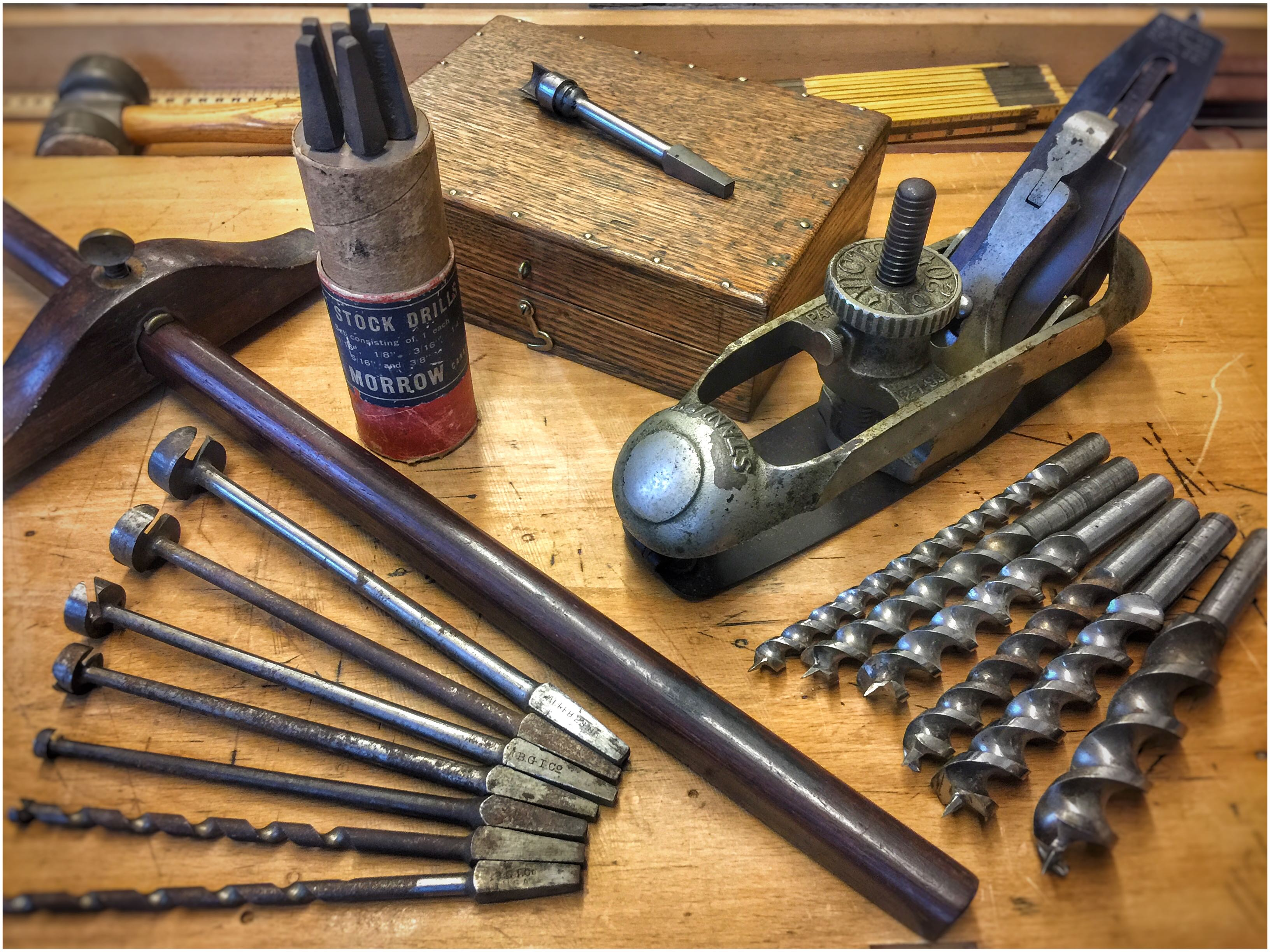 A Carver's Tool Chest – Episode 2