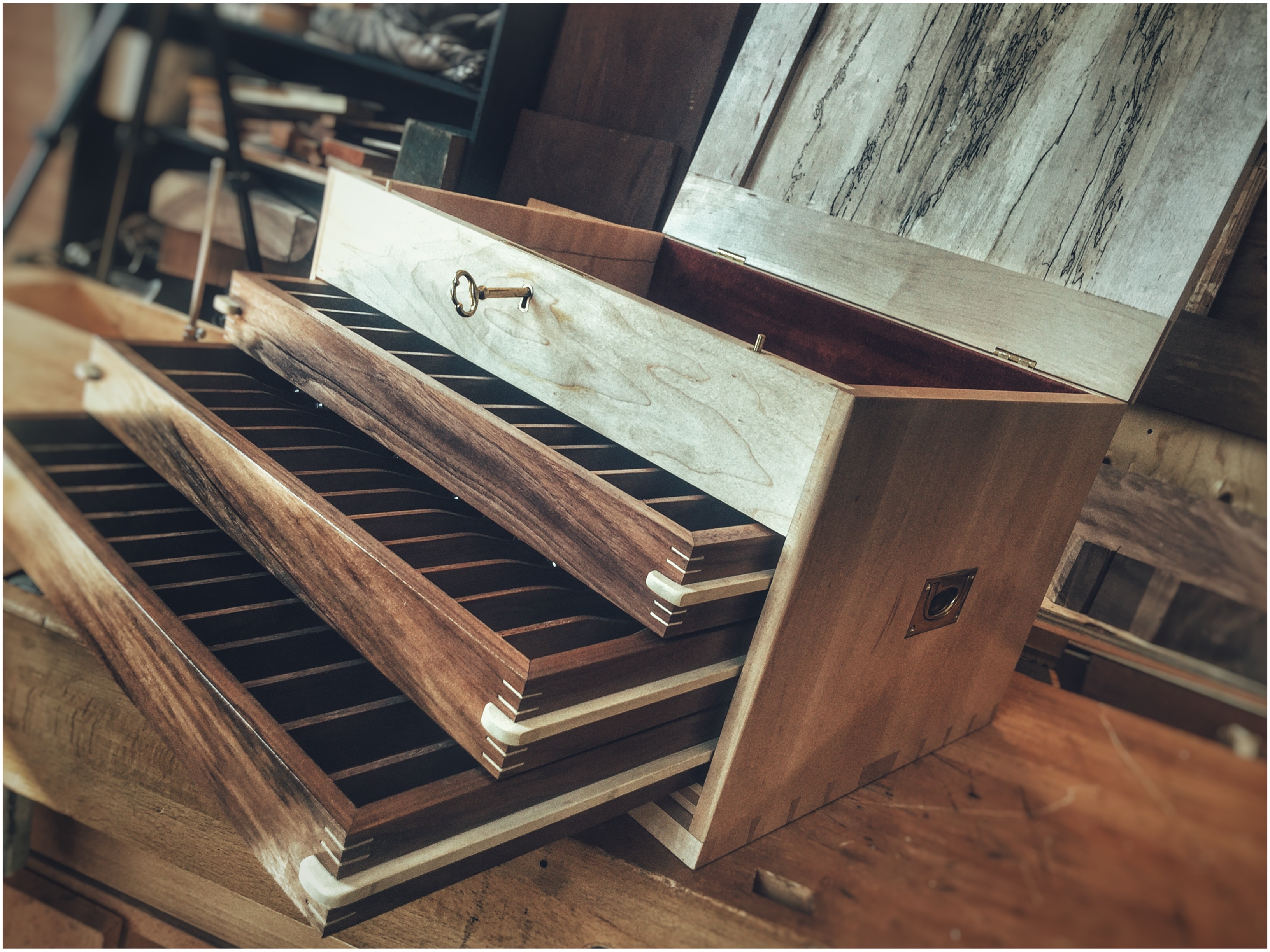 A Carver's Tool Chest – Episode 36