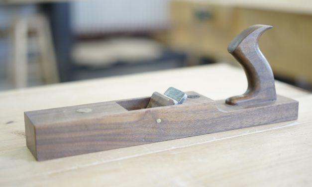 Wooden Hand Plane – Artisan Series