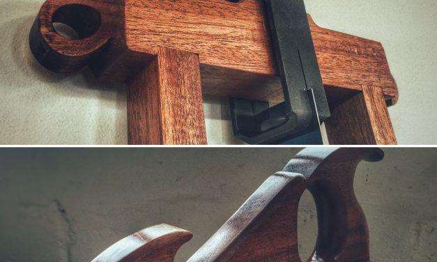 Kerfing Plane and Frame Saw – Artisan Series