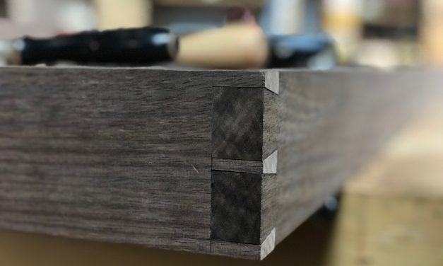 Episode 503 – Dovetails in the Aprons