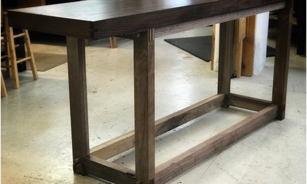 Episode 509 – Last of the Mortise & Tenons