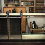 Episode 590 – Gluing the Tool Storage Cabinet
