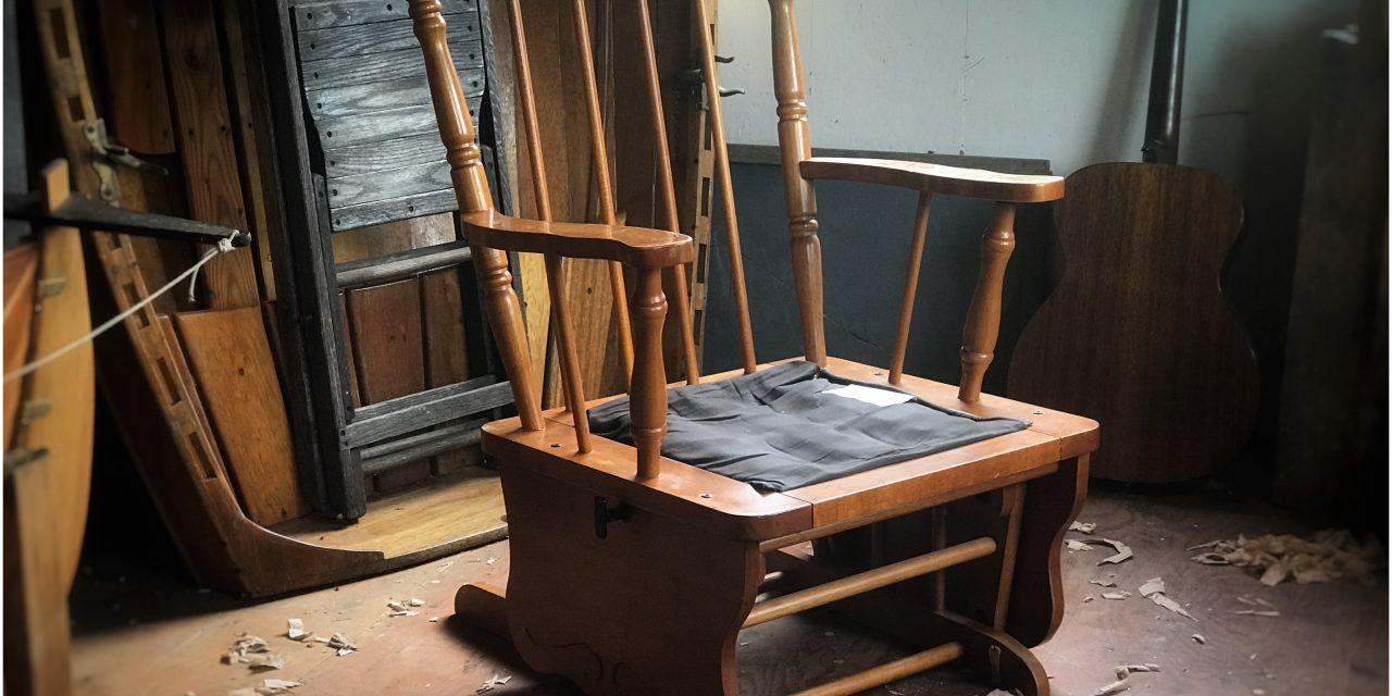Episode 686 – A Chair Repair