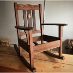 Episode 780 – An Arts and Crafts Rocking Chair Part 17