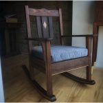Episode 782 – An Arts and Crafts Rocking Chair Part 19