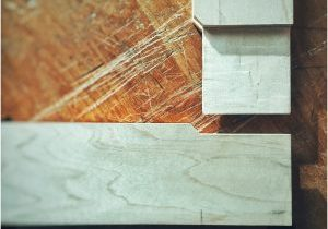 Mitered Bridle Joint