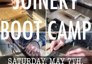 joinery boot camp