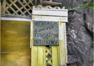 A sign in NFLD. Photo by Mike Morrison.
